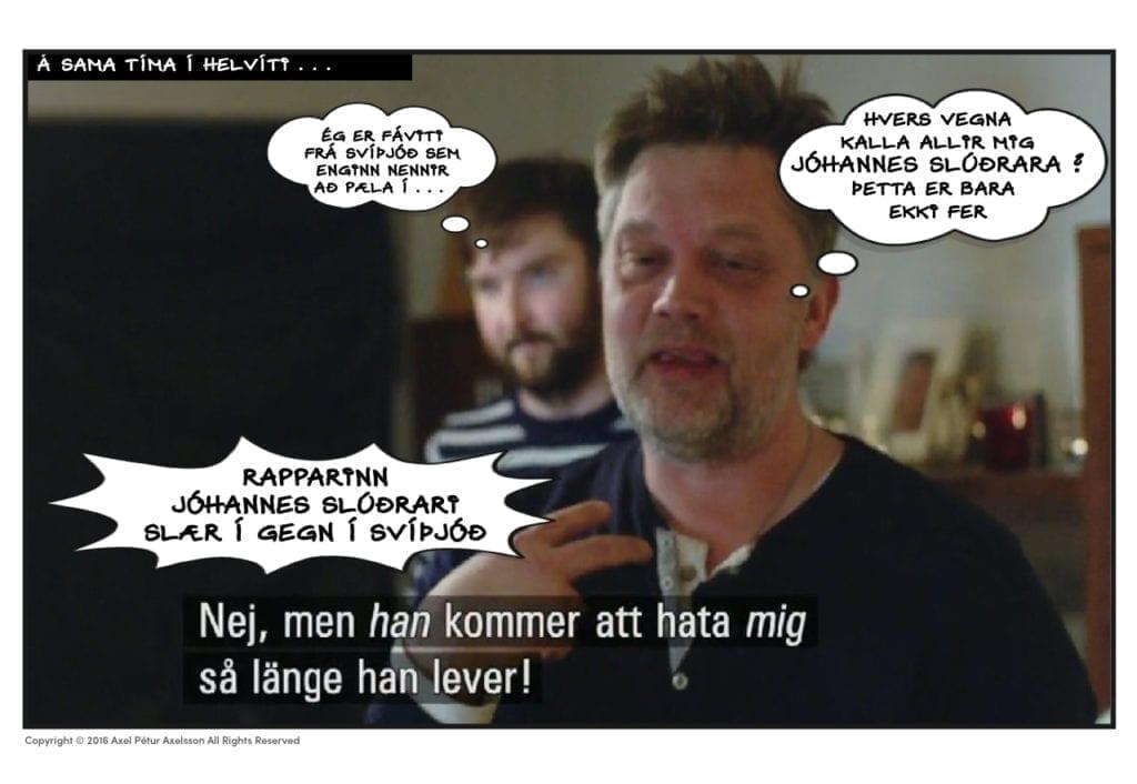 jóhannesSlúðrar